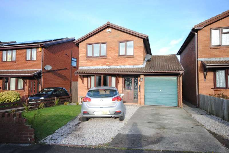 4 Bedrooms Detached House for sale in Southlands, Preston