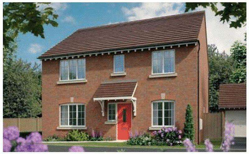 4 Bedrooms Detached House for sale in THE ASHTON, BOWBROOK, OFF FELLOWLANDS WAY