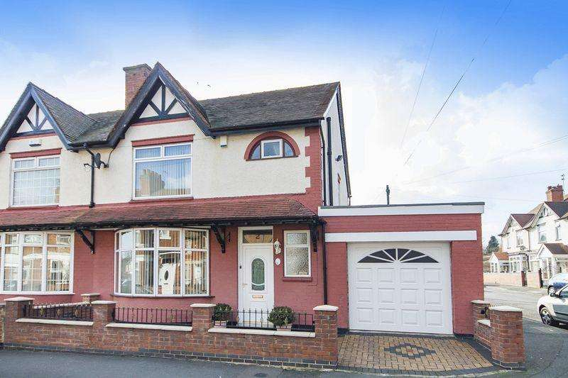 3 Bedrooms Semi Detached House for sale in LIVINGSTONE ROAD, DERBY