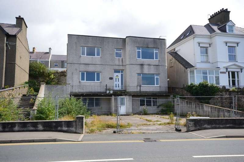 Land Commercial for sale in South Road, Caernarfon, North Wales