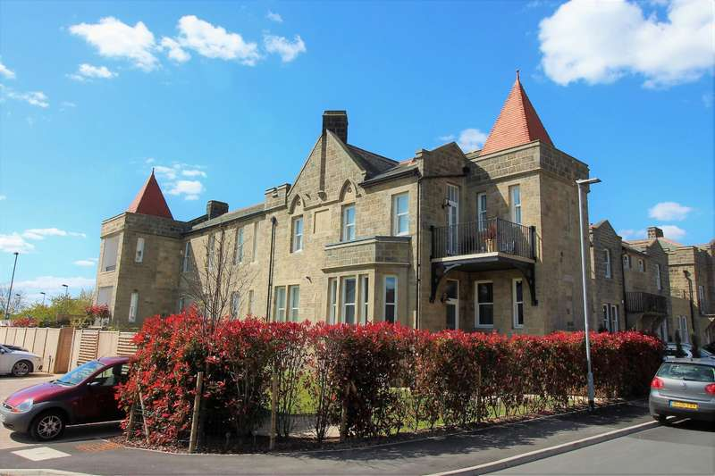 3 Bedrooms Apartment Flat for sale in Mellor Close, Wharfedale Park, Otley, LS21