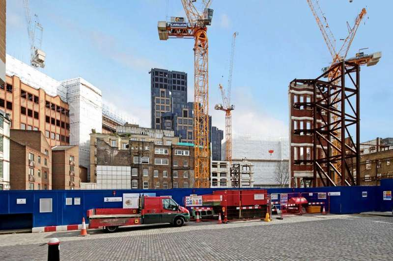 1 Bedroom Flat for sale in Vicary House, St Barts, London, EC1A