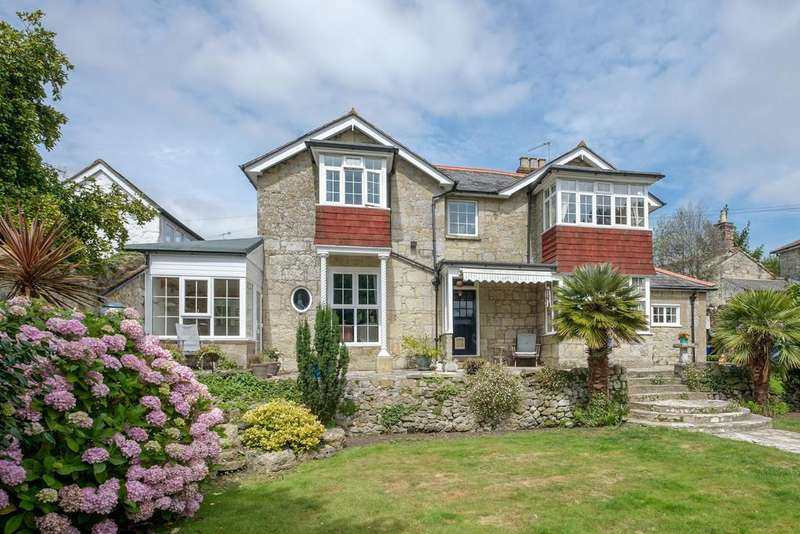 4 Bedrooms Link Detached House for sale in Shanklin Old Village, Isle Of Wight