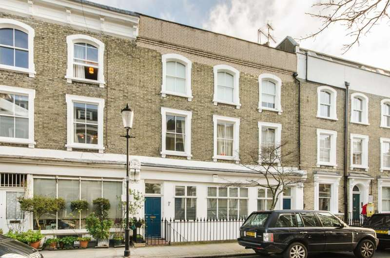 2 Bedrooms Maisonette Flat for sale in Ifield Road, Chelsea, SW10