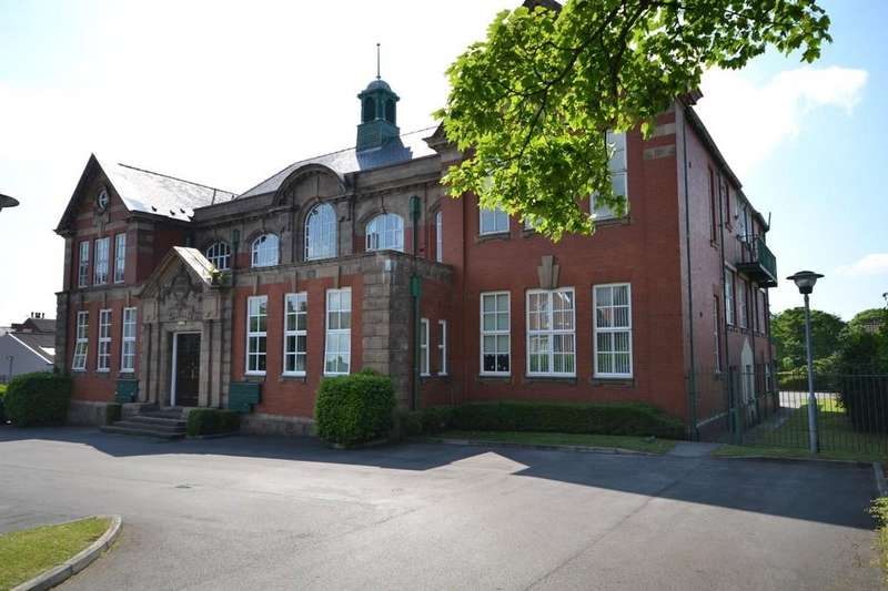 1 Bedroom Apartment Flat for sale in Cowley Hill Lane, Cowley Hill, St. Helens