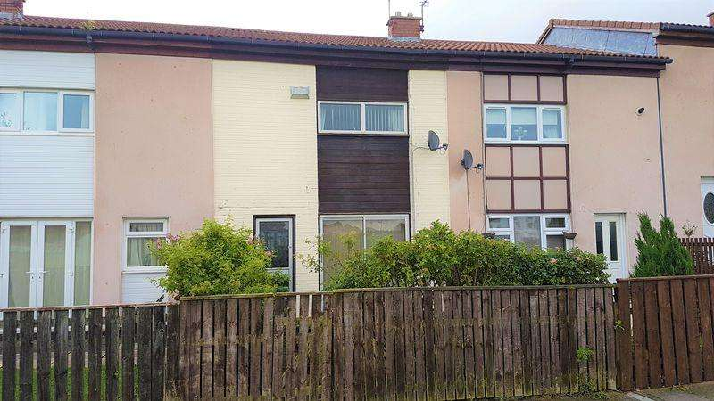 2 Bedrooms House for sale in Scafell Close, Peterlee