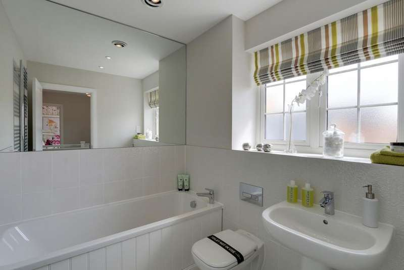 1 Bedroom Apartment Flat for sale in Bakers Way, Pinhoe , Exeter