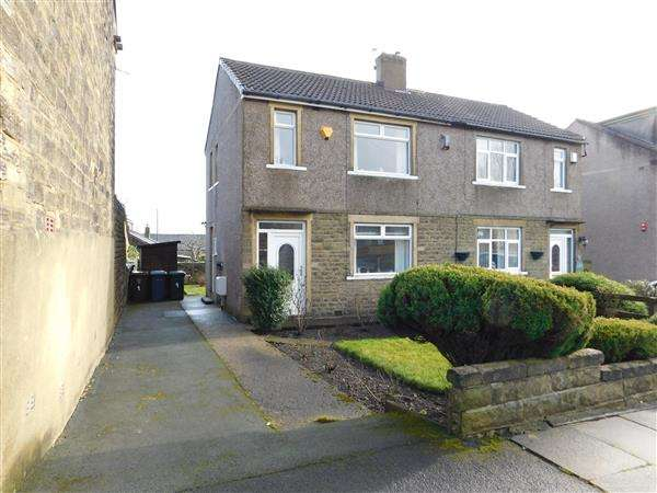 2 Bedrooms Semi Detached House for sale in Reevy Avenue, Bradford