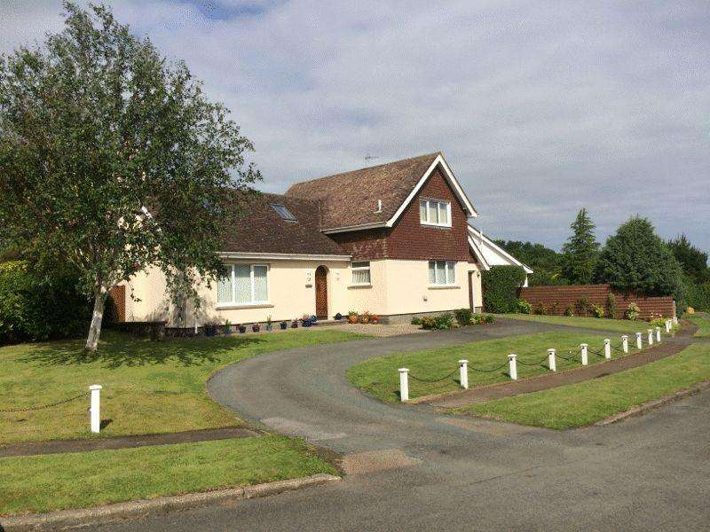 4 Bedrooms Detached House for sale in Port Lewaigue Close , Maughold