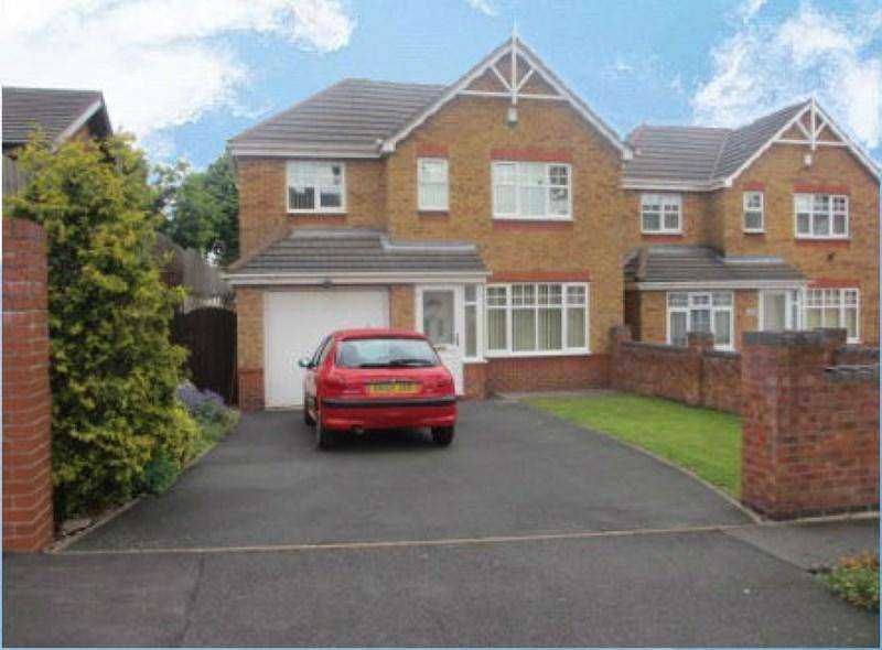 3 Bedrooms Detached House for sale in Kendrick Street, Wednesbury