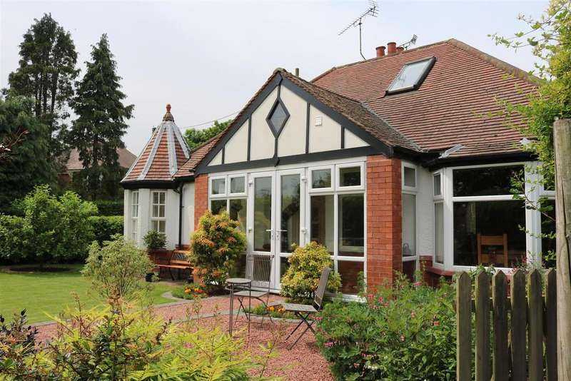 3 Bedrooms Detached Bungalow for sale in Spon Lane, Grendon, Atherstone