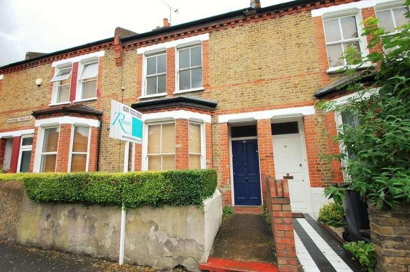 1 Bedroom Flat for sale in Wingford Road, Brixton, London
