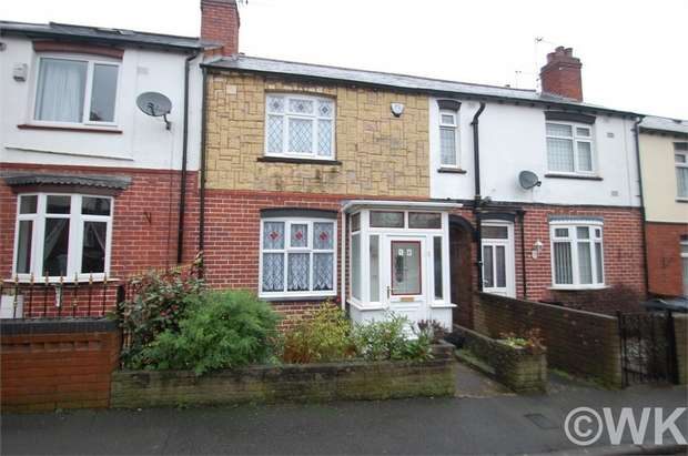2 Bedrooms Detached House for sale in Wilkes Street, WEST BROMWICH, West Midlands
