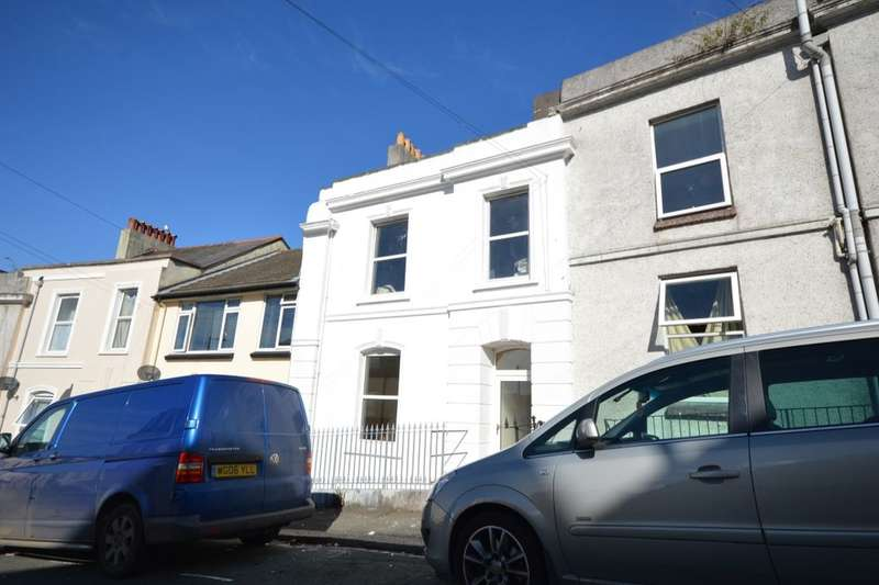 1 Bedroom Flat for sale in Arundel Crescent, City Centre, Plymouth, PL1