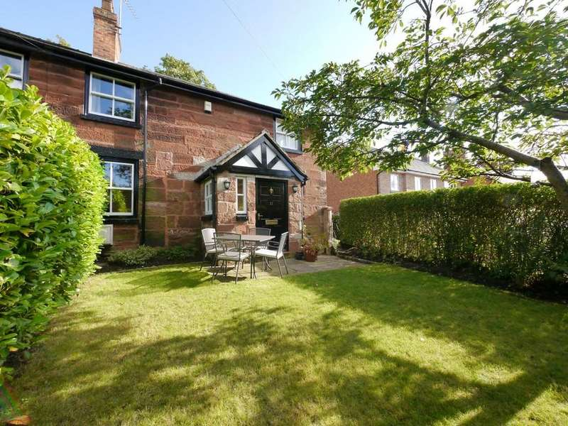 3 Bedrooms Semi Detached House for sale in 11 Forest Road, Tarporley, CW6 0HX