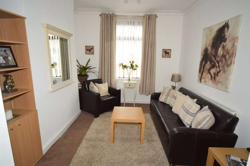 2 Bedrooms Terraced House for sale in Hertford Street, Barrow-in-Furness, Cumbria, LA14 5JH