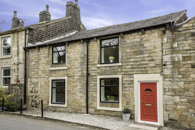 4 Bedrooms Cottage House for sale in Lighthouse, Calderbrook Road, Littleborough, OL15 9NB