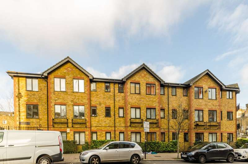 2 Bedrooms Flat for sale in Pavilion Mansions, Brixton, SW9
