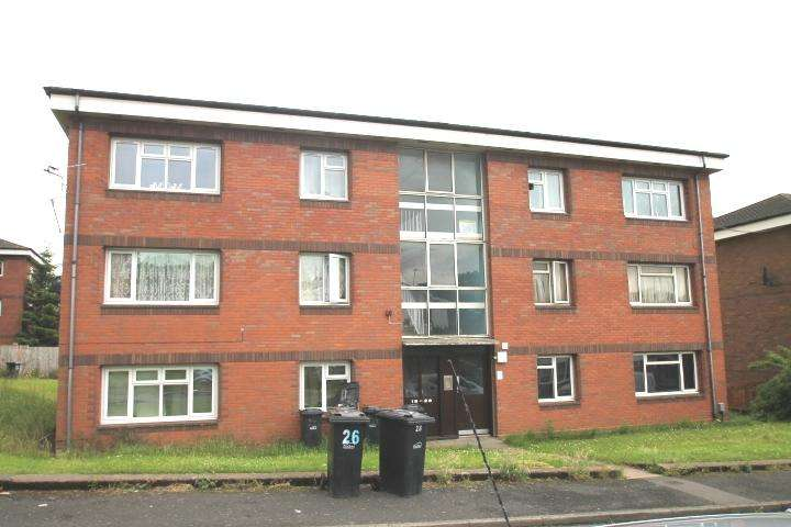 1 Bedroom Flat for sale in Osprey Drive, Russells Hall Estate, Dudley, DY1