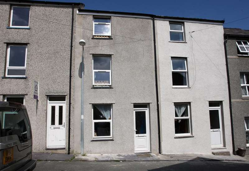 4 Bedrooms House Share for sale in Vron Square, Bangor, North Wales