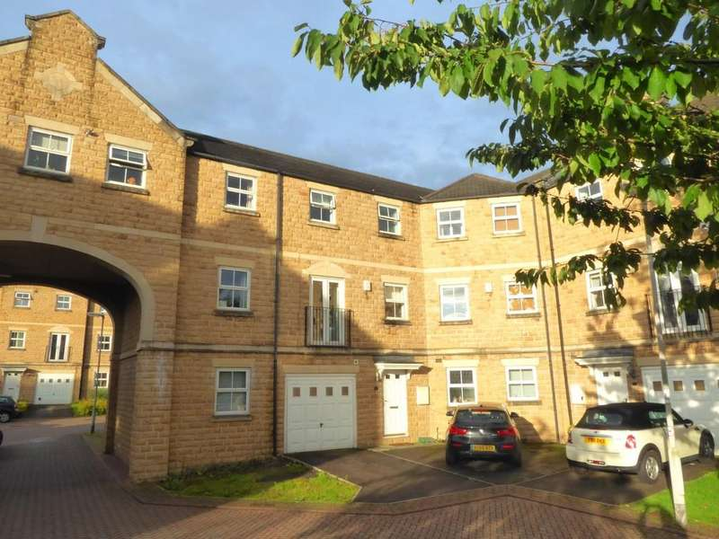 4 Bedrooms Town House for sale in Waterside Court, Rodley