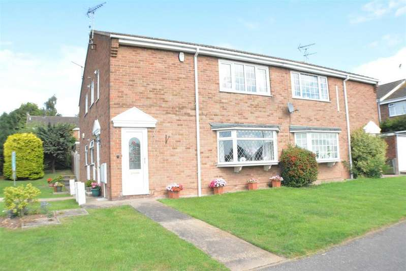 2 Bedrooms Maisonette Flat for sale in Rannoch Drive, Mansfield