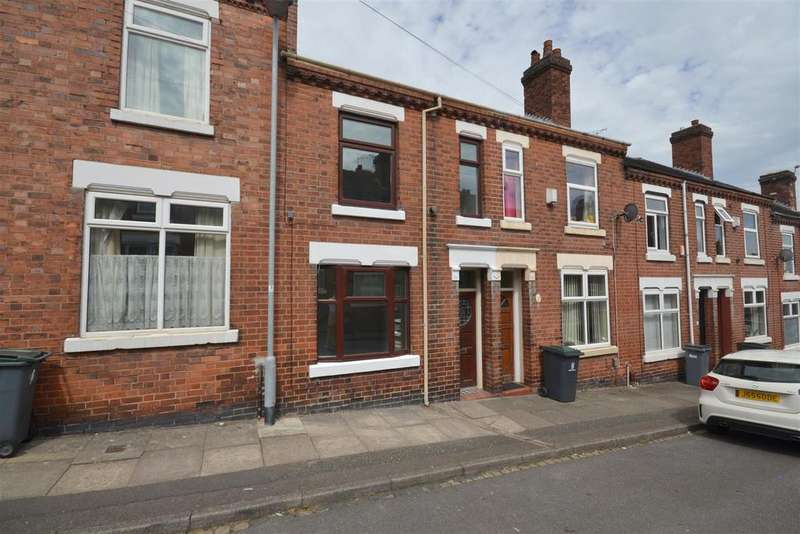 3 Bedrooms Terraced House for sale in Dominic Street, Stoke-On-Trent