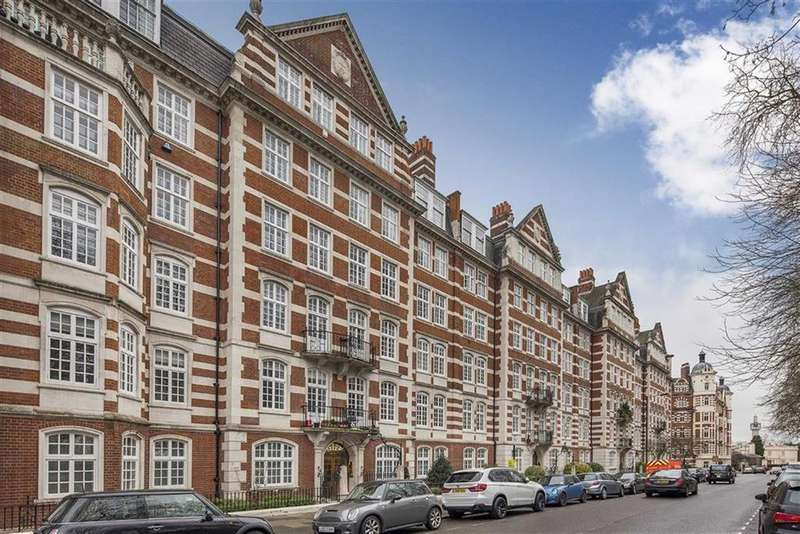 4 Bedrooms Flat for sale in Hanover House, St John's Wood, London, NW8