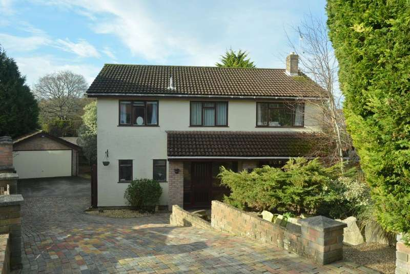4 Bedrooms Detached House for sale in BEARWOOD