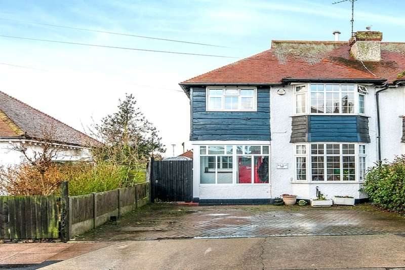 3 Bedrooms Semi Detached House for sale in The Broadway, Herne Bay, CT6
