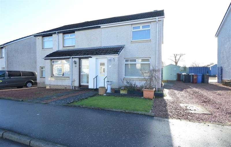 2 Bedrooms Semi Detached House for sale in The Lairs, Blackwood