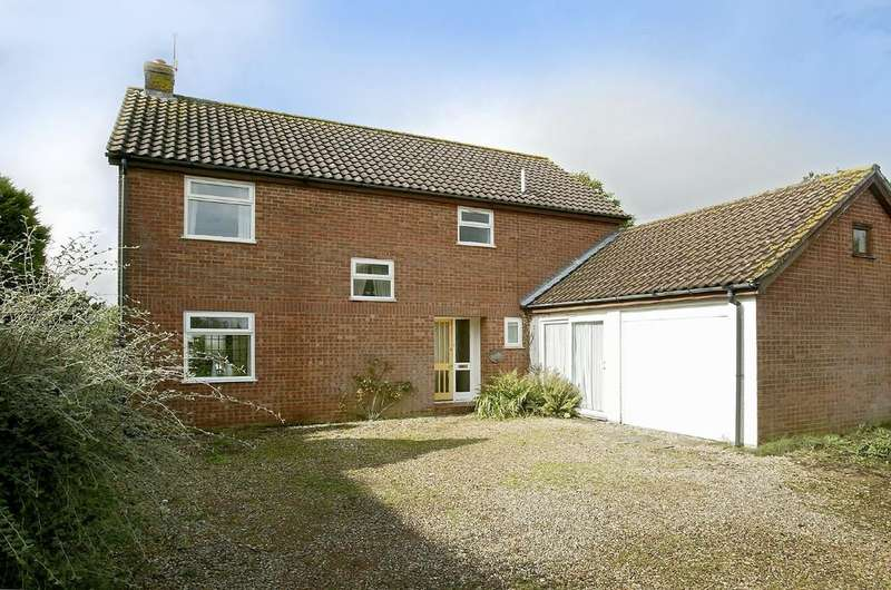 4 Bedrooms Detached House for sale in Gouch Close, Beeston