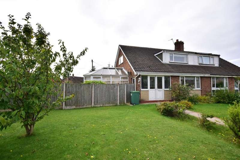 3 Bedrooms Semi Detached Bungalow for sale in Blackpool Road North, Lytham St Annes, FY8