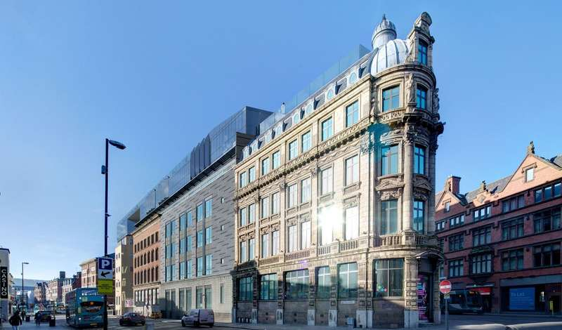 Serviced Apartments Flat for sale in Victoria Street, City Centre, L1