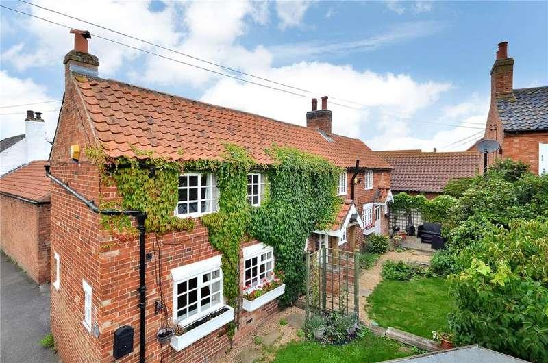 3 Bedrooms Detached House for sale in New Causeway, Barkestone le Vale, Nottingham