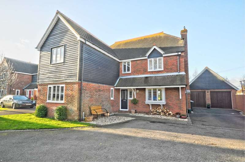 5 Bedrooms Detached House for sale in Lewknor