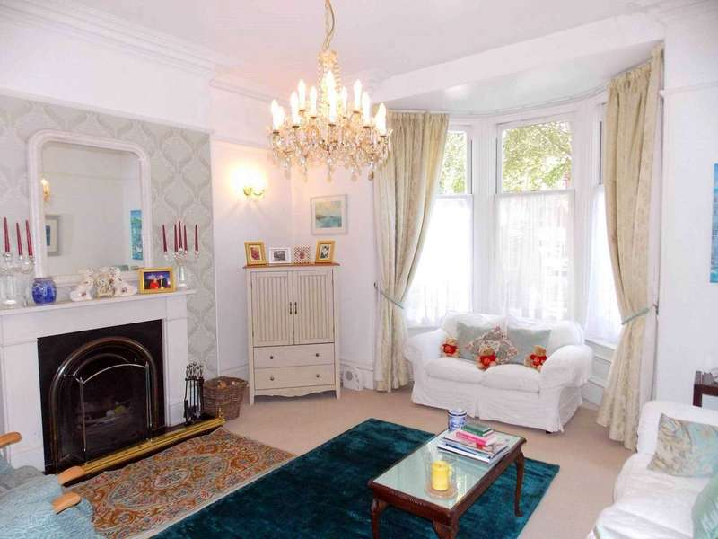 5 Bedrooms Terraced House for sale in Stanhope Road South