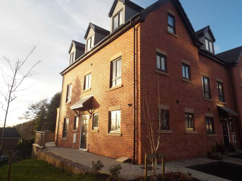 4 Bedrooms Town House for sale in Kersal Mews, Radford Street