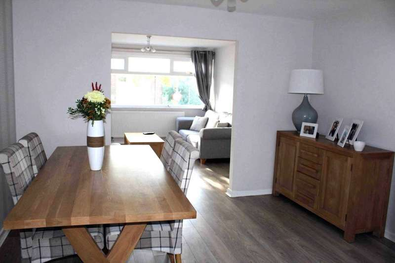 2 Bedrooms End Of Terrace House for sale in Tiverton Walk, Smithills