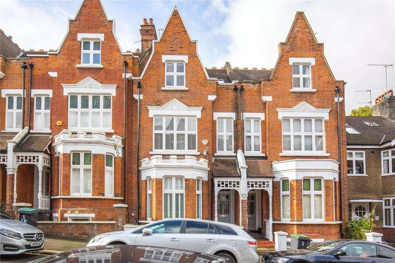 5 Bedrooms Terraced House for sale in Briston Grove, Crouch End, London, N8
