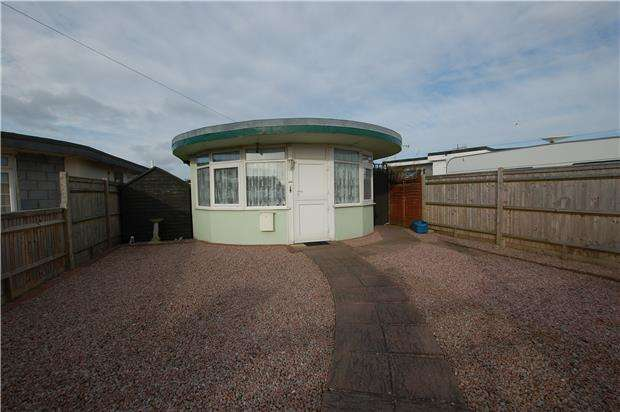 1 Bedroom Detached Bungalow for sale in Camber Drive, Pevensey Bay, PEVENSEY, East Sussex, BN24 6RN