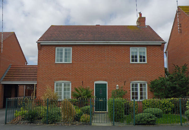 4 Bedrooms Detached House for rent in Glover Road, Castle Donington, Derby