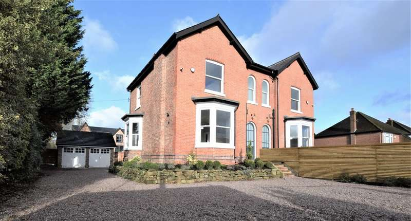 4 Bedrooms Semi Detached House for sale in Albert Road, Cheadle Hulme