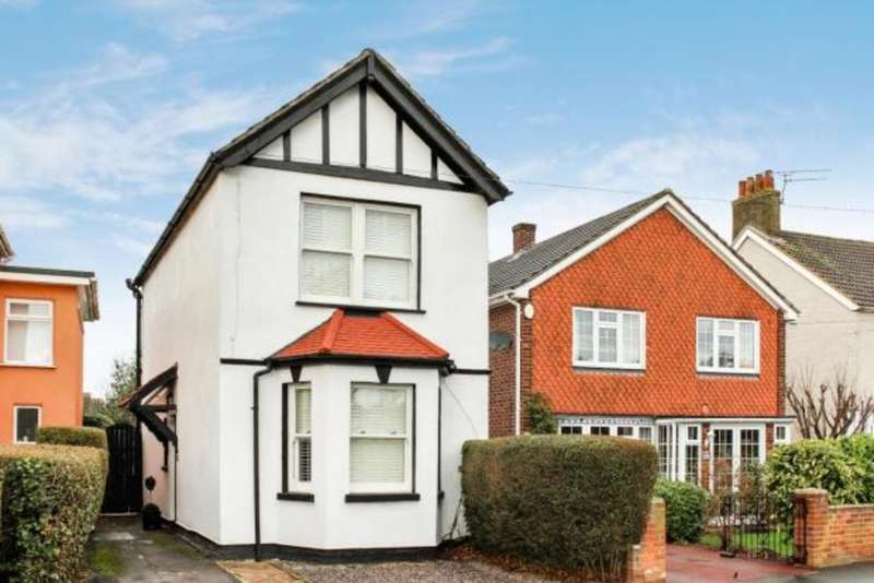 2 Bedrooms Detached House for sale in Farnborough, Hampshire
