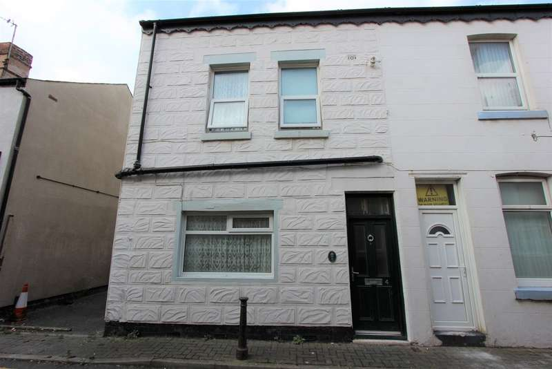 3 Bedrooms Property for sale in Ruskin Avenue, Blackpool FY1