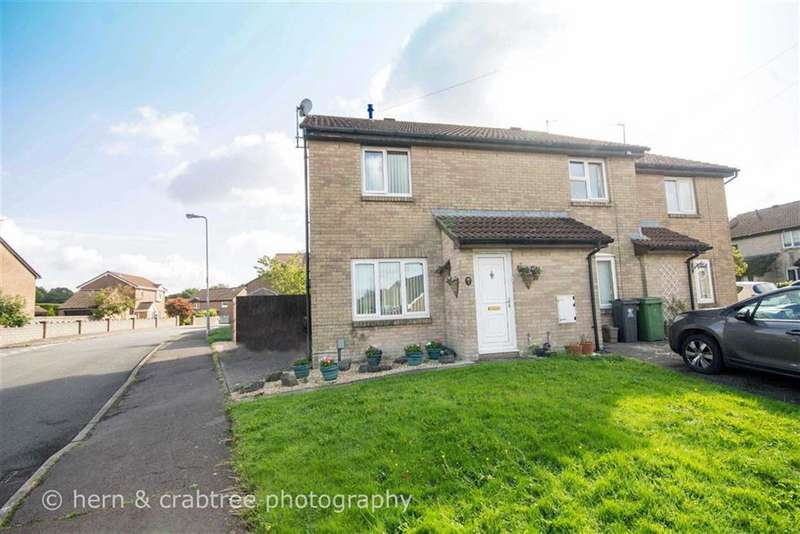 3 Bedrooms End Of Terrace House for sale in Coed Arhyd, The Drope, Cardiff