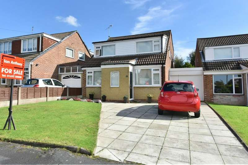 4 Bedrooms Link Detached House for sale in Delph Park Avenue, Aughton