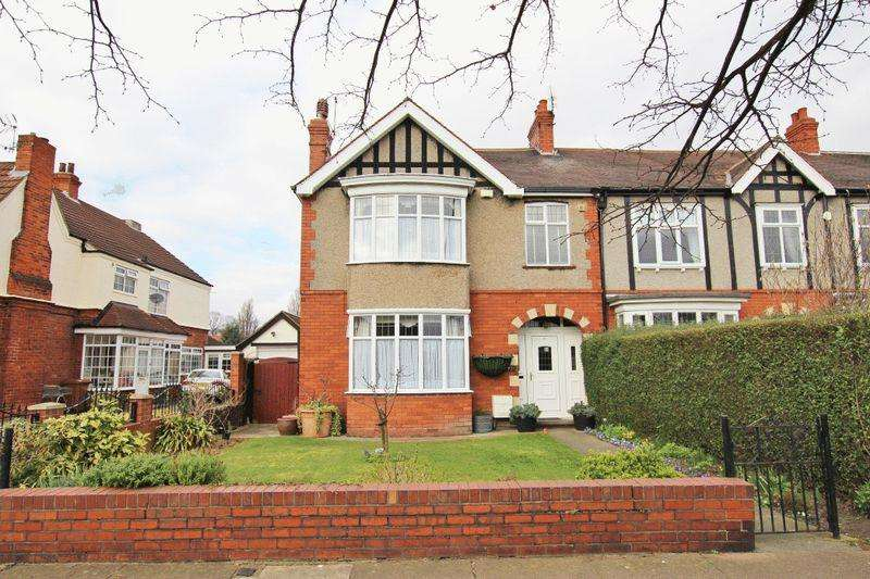 4 Bedrooms End Of Terrace House for sale in WEELSBY ROAD, GRIMSBY