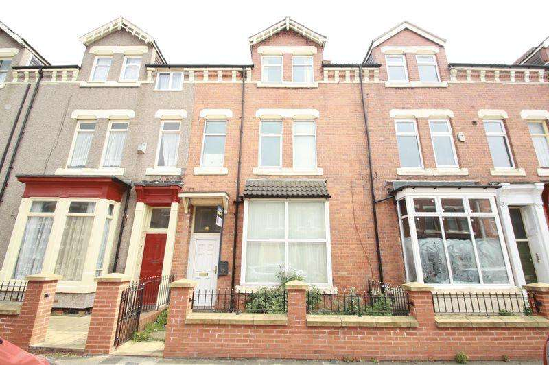 8 Bedrooms Terraced House for sale in Hartington Road, Stockton, TS18 1HD