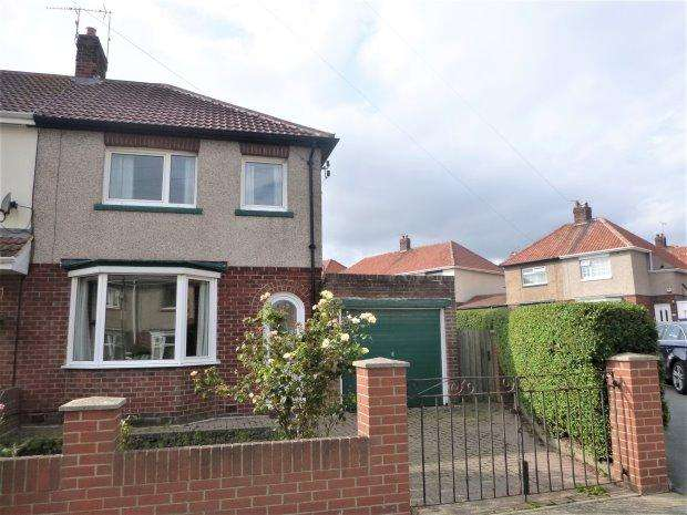 3 Bedrooms Semi Detached House for sale in APPLEFORTH AVENUE, ST AIDANS, SUNDERLAND SOUTH